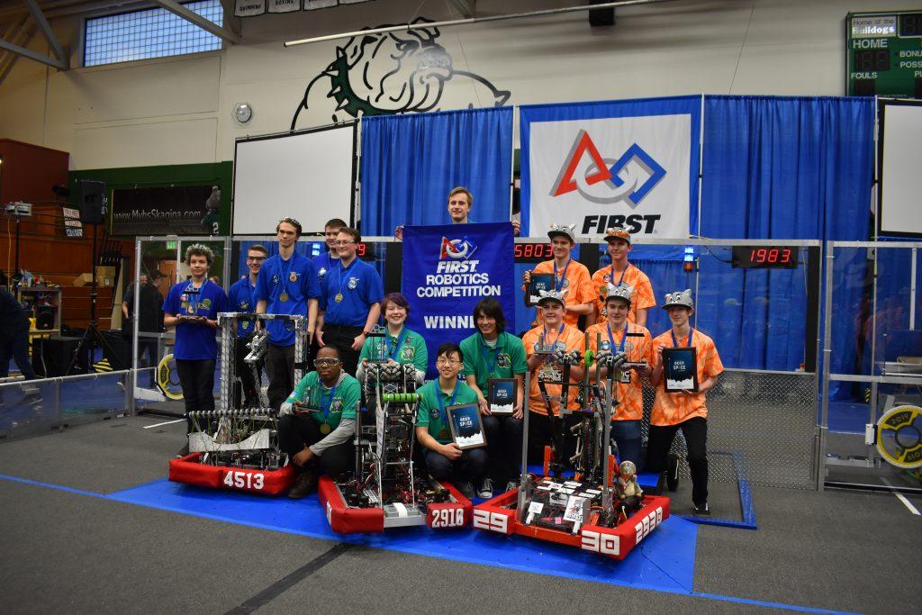 FRC Team 2910 | Jack in the Bot – JHS FIRST Robotics